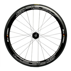 Veltec Speed 6.0 FCT front wheel black